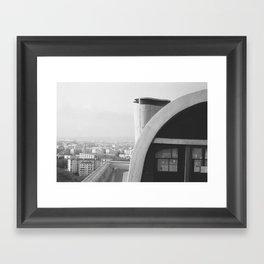Le corbusier Framed Art Print