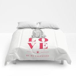 BE MINE VALENWEIM Comforters