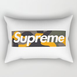 SUPREME BROOKLYN BOX LOGO Rectangular Pillow