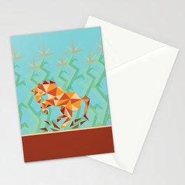 Dancing Mustang // Digital // Illustration Stationery Cards