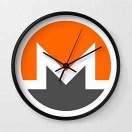 Monero kng Wall Clock