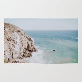 coast iii / malibu, california Rug