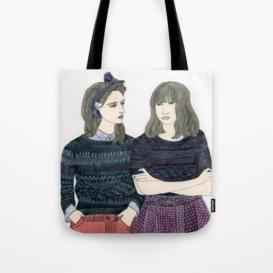 Sessun Girls Tote Bag