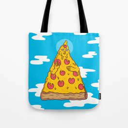 Pizza Be With You Tote Bag