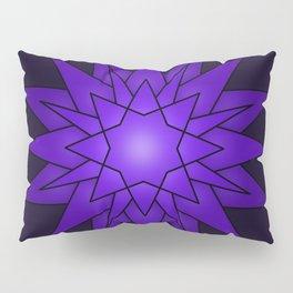 Mandala mauve Pillow Sham