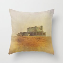 Once Upon a Time a House Throw Pillow