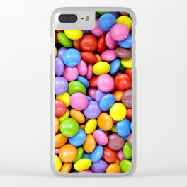 Smarties Clear iPhone Case