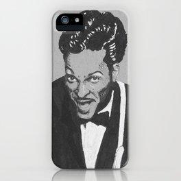 Chuck Berry iPhone Case