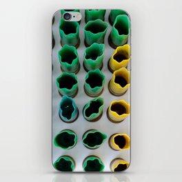 Empty casings iPhone Skin