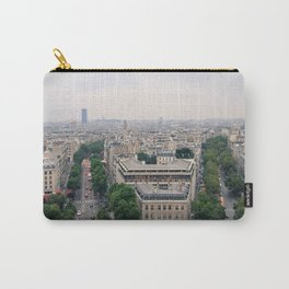 Eiffel Tower, Paris, France Carry-All Pouch