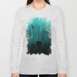 Wolf Pass Long Sleeve T-shirt