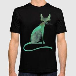 Mid-Century Feline T-shirt