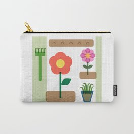 In the flower garden Carry-All Pouch