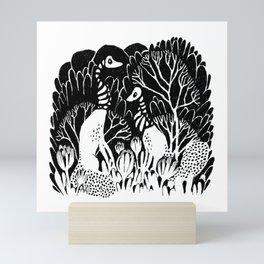 Skeletal Trees Mini Art Print