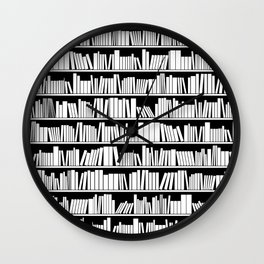 Read 'em and Weep Wall Clock