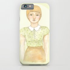 Green blouse Slim Case iPhone 6s