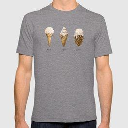 Ice Cream Cones T-shirt