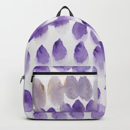8  | 190321 Watercolour Abstract Painting Backpack