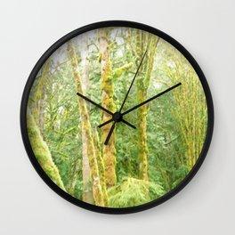 Proximity Wall Clock