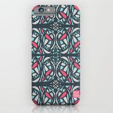 Stained Glass Tile Slim Case iPhone 6s