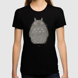 Cream Totoro T-shirt