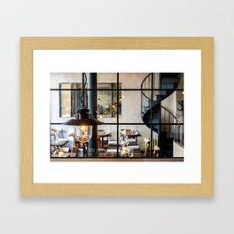 Septime | Interior Framed Art Print