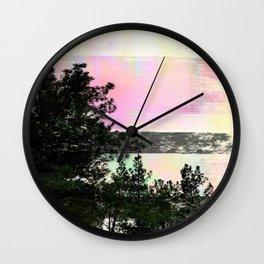 Unbridled Collectivism 2 Wall Clock
