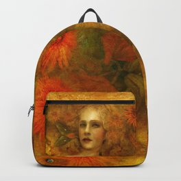 """Ofelita de Oro"" (From ""Death, Life, Hope"") Backpack"