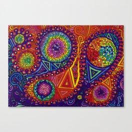 79 Canvas Print