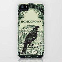 Tui iPhone Case