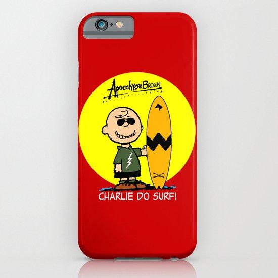 ApocalypseBrown iPhone & iPod Case