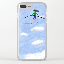 The Wire Walker Clear iPhone Case