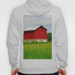 Red Barns and Field Hoody