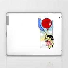 Flying balloon Laptop & iPad Skin