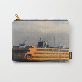 Big Orange Boat Carry-All Pouch