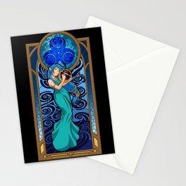 Goddess Nayru Stationery Cards