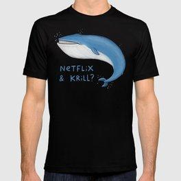 Netflix & Krill T-shirt