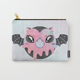 Batty Donut Carry-All Pouch
