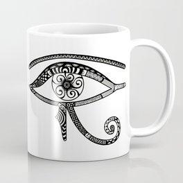 Eye of Horus Tangled Coffee Mug