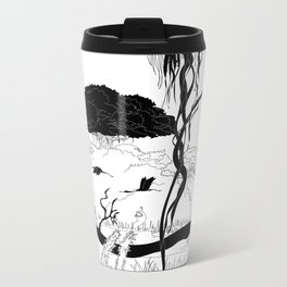 Another safe place Metal Travel Mug
