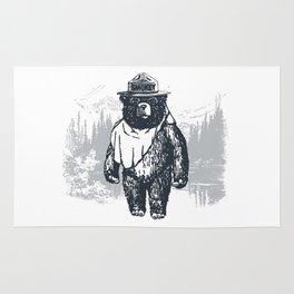 Smokey The Ewok Rug