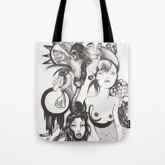 Imaginación Tote Bag
