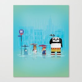 The Nick Yorkers in May Canvas Print