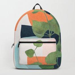 Nature Geometry IX Backpack