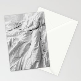 Crisp Linen Stationery Cards