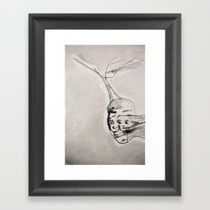 What hides inside Framed Art Print