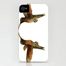 humming Slim Case iPhone (4, 4s)