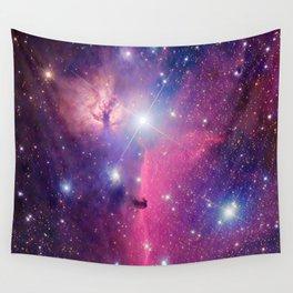 Purple Galaxy Wall Tapestry