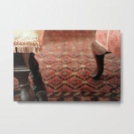 Illnacullin Interior II Metal Print