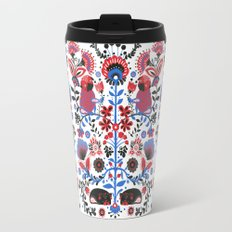 The Pug of Folk Travel Mug